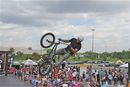 Thousands Attend Journey Backyard BBQ  Extreme Sports Event