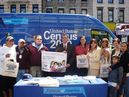 Census Road Tour and Banco Popular urge Brooklyn to catch up with rest of New York: Mail Back 2010 C