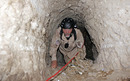 Discovery of 2nd major San Diego-Mexican Border drug tunnel - 8 arrests- more than 20 tons of mariju